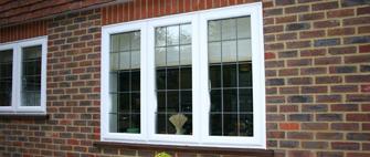leaded light windows