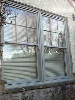 Wooden Timber Windows