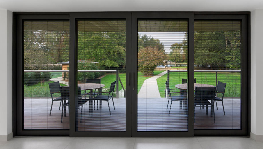 Patio doors essex cjs exteriors for Double wide patio doors