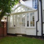 02 Gable Conservatory