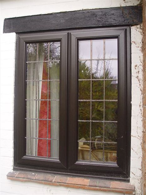 Leaded Light Windows Essex Cjs Exteriors