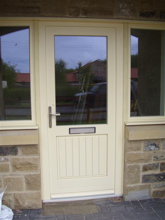 Essex front doors cjs exteriors - Exterior back door with window ...