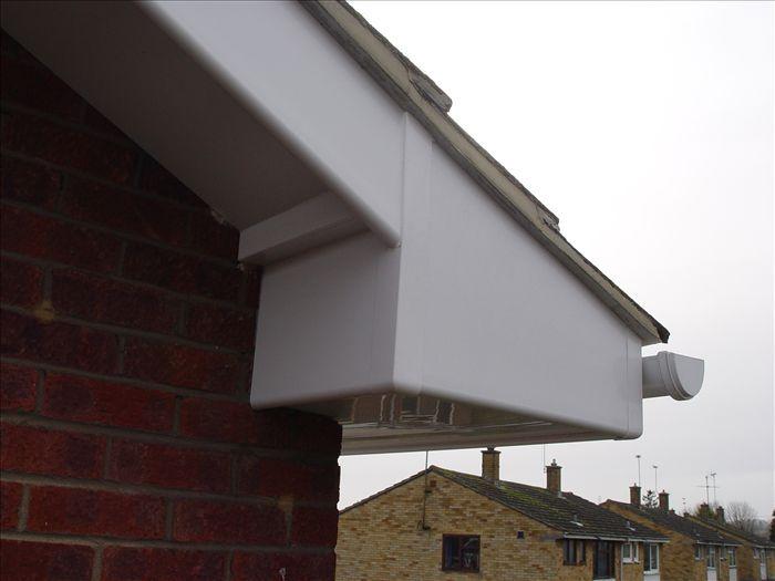 Roofline Installers Essex Cjs Exteriors