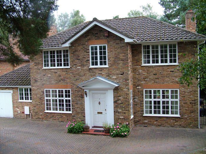 Georgian conservatories essex cjs exteriors for Georgian front porch designs