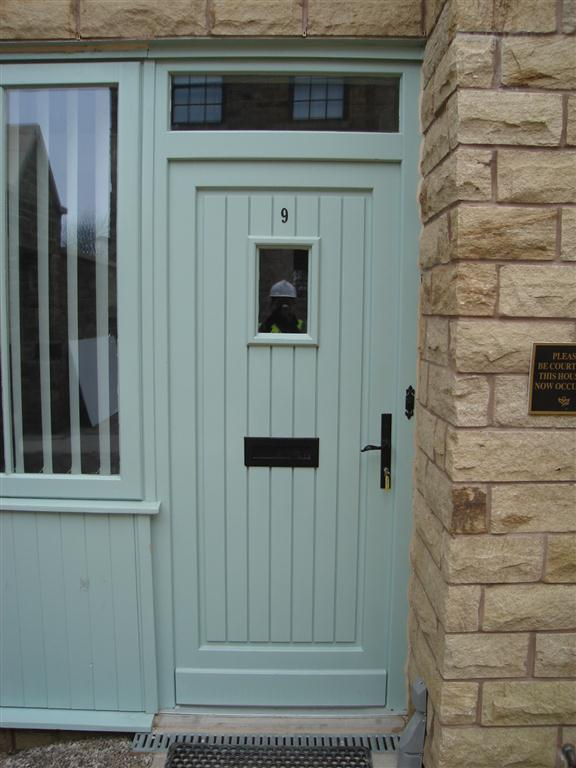 Front & Entrance Doors Essex  CJS Exteriors