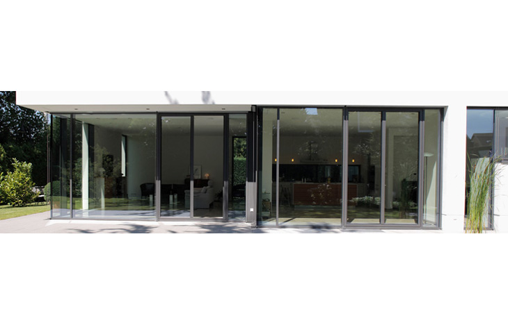 Schüco Sliding Doors in Essex. Click thumbnail to see full previewu2026  sc 1 st  CJS Exteriors & Schüco Sliding Doors Essex - CJS Exteriors pezcame.com