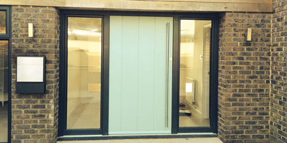 Bereco Modern Front Doors