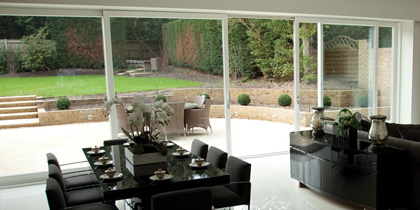 Timber Sliding Patio Doors