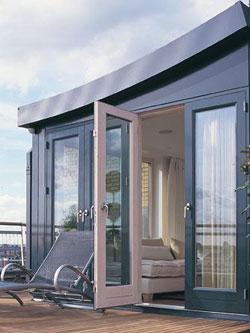 Rationel Aluminium Clad Windows
